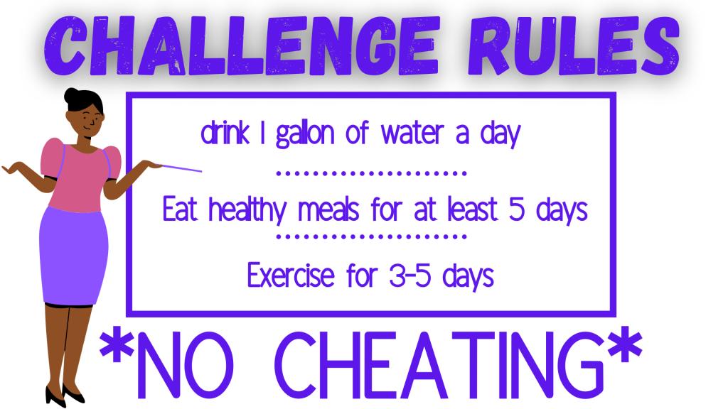 beginners fitness challenge